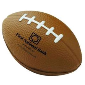 "Foam Football Stress Reliever (3"")"