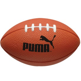 Monogrammed Football Stress Relievers