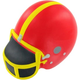 Football Helmet Stress Reliever for your School