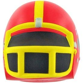 Custom Football Helmet Stress Reliever