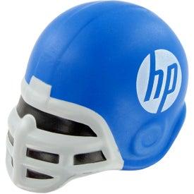 Company Football Helmet Stress Toy
