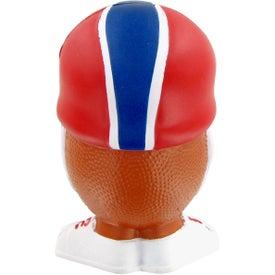 Company Football Mad Cap Stress Toy