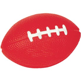 Branded Football Sport Stress Relievers
