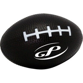 Imprinted Football Stress Reliever