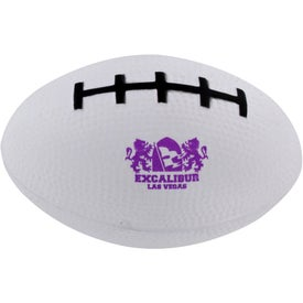Football Stress Reliever Giveaways