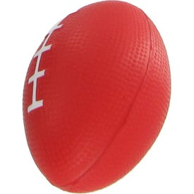 Advertising Football Stress Reliever