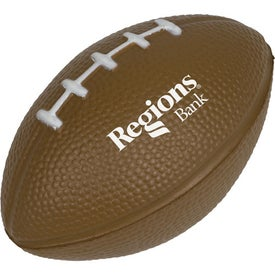 Promotional Football Stress Reliever