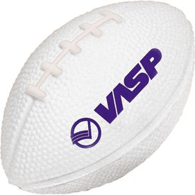 Customized Football Stress Reliever