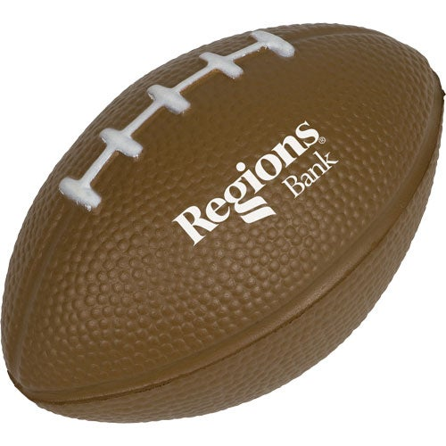Brown Football Stress Reliever