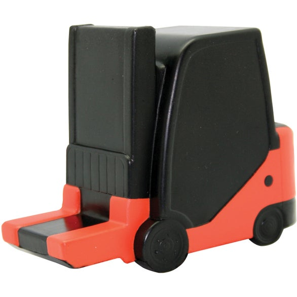 Black Forklift Stress Reliever