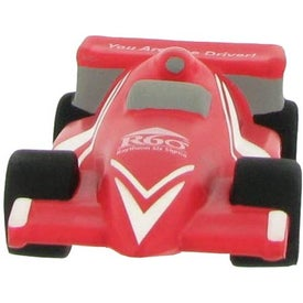 Formula 1 Racer Stress Reliever for your School