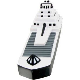 Logo Freight Ship Stress Toy