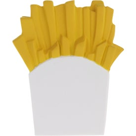 Logo French Fries Stress Ball