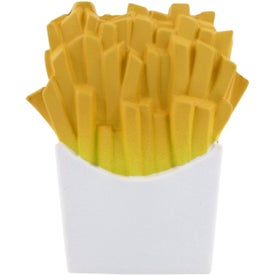 French Fries Stress Ball Giveaways