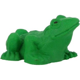 Logo Frog Stress Reliever