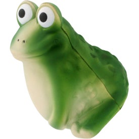 Frog Stress Reliever for Your Company