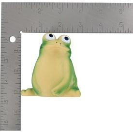 Custom Frog Stress Reliever