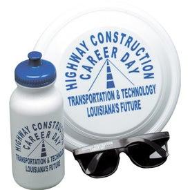 Flyer, Sunglasses, Bike Bottle Fun Kit