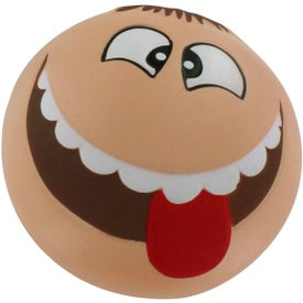 Personalized Funny Face Stress Reliever