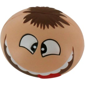 Promotional Funny Face Stress Reliever