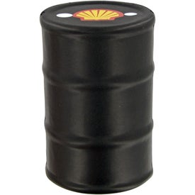Promotional Gallon Drum Stress Toy