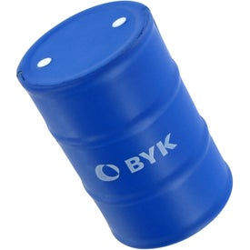 Gallon Drum Stress Toy for Marketing