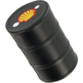 Customized Gallon Drum Stress Toy