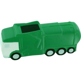Personalized Garbage Truck Stress Reliever