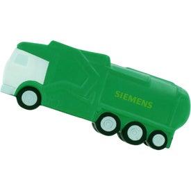 Advertising Garbage Truck Stress Reliever