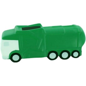 Company Garbage Truck Stress Reliever