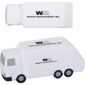 Garbage Truck Stress Ball (Economy)