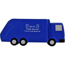 Garbage Truck Stress Ball for Customization