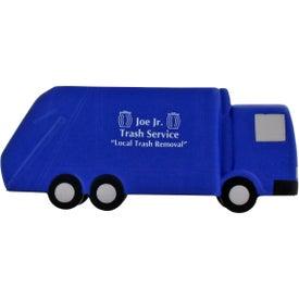 Garbage Truck Stress Ball for Customization