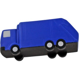 Logo Garbage Truck Stress Ball