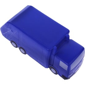 Garbage Truck Stress Ball for Marketing