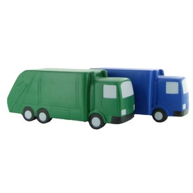 Garbage Truck Stress Ball Giveaways