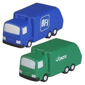 Garbage Truck Stress Ball