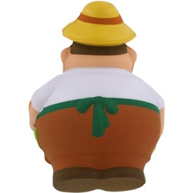 Gardener Bert Stress Reliever Giveaways