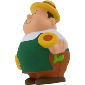Gardener Bert Stress Reliever for Marketing
