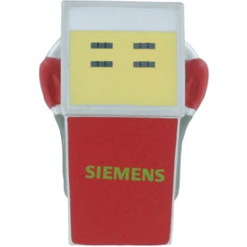 Personalized Gas Pump Stress Reliever