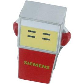 Company Gas Pump Stress Reliever