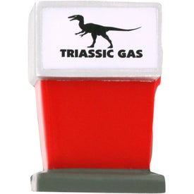 Gas Pump Stress Ball Imprinted with Your Logo