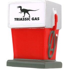 Promotional Gas Pump Stress Ball