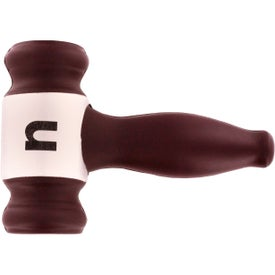 Advertising Gavel Stress Reliever