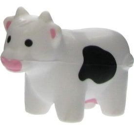 Gel-EE Gripper Milk Cow Stress Ball for Your Church