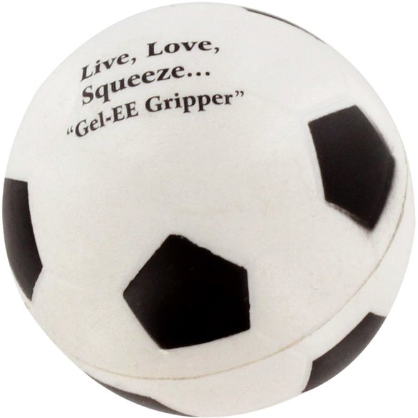 GEL-EE Gripper Soccer Stress Ball
