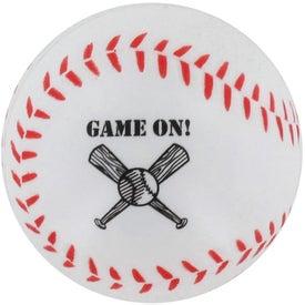 GEL-EE Gripper Baseball Stress Ball for your School