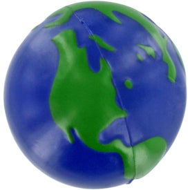 Advertising GEL-EE Gripper Earthball Stress Ball