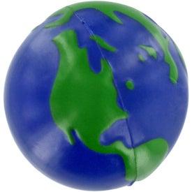 Advertising GEL-EE Gripper Earthball Stress Ball
