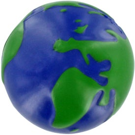 Personalized GEL-EE Gripper Earthball Stress Ball